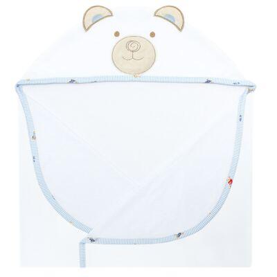 Imagem 2 do produto Toalha Max com capuz Kody Bear - Classic for Baby