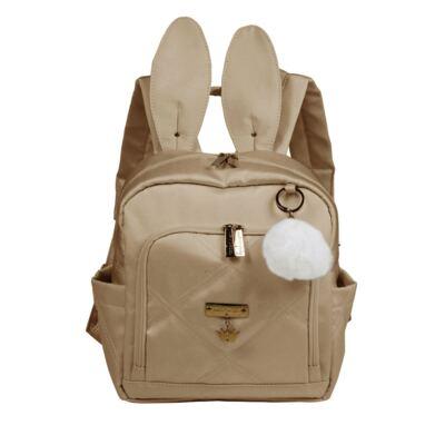 Imagem 1 do produto Mochila Bunny Caqui Classic Golden - Masterbag