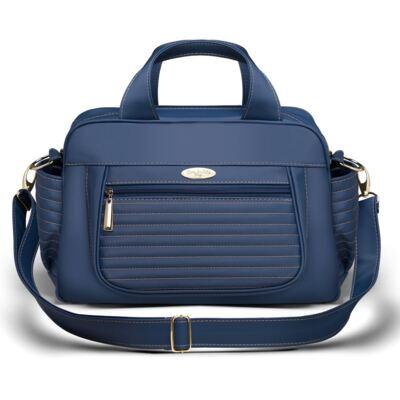 Imagem 1 do produto Bolsa Térmica para bebe León Golden Marinho - Classic for Baby Bags