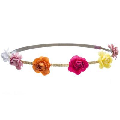 Imagem 1 do produto HeadBand corrente Flores Coloridas - Roana