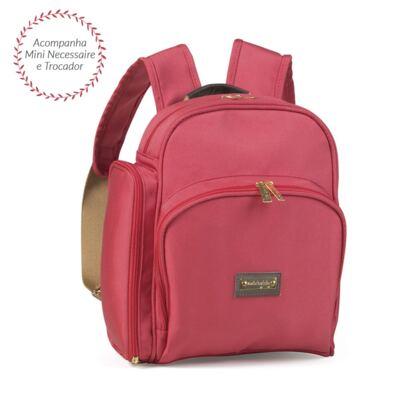 Imagem 1 do produto Mochila Marselhe Urban Cereja - Masterbag