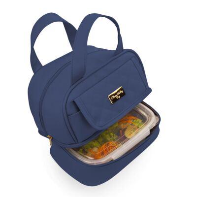 Imagem 3 do produto Bolsa Térmica para bebe Nutrition Columbia Marinho - Classic for Baby Bags