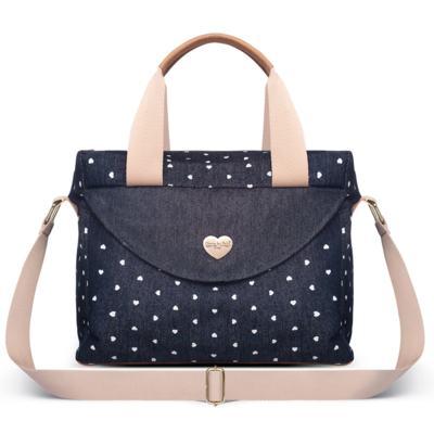 Imagem 1 do produto Bolsa Térmica para bebe Santorini Print Love -  Classic for Baby Bags