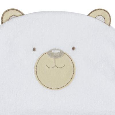 Imagem 2 do produto Toalha Max com capuz para bebe Nature Little Friends - Classic for Baby