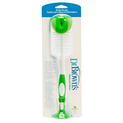 Imagem 2 do produto Escova de Limpeza Verde (0m+) - Dr Brown's