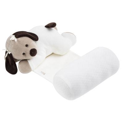 Imagem 1 do produto Segura nenê Toy em suedine Cachorrinha - Anjos Baby
