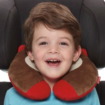 Imagem 2 do produto Protetor de pescoço para bebe Zoo Macaco - Skip Hop