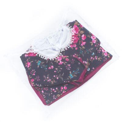 Imagem 7 do produto Conjunto Pagão Floral: Casaquinho + Body longo + Calça - Roana