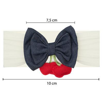 Imagem 3 do produto Faixa meia Laço Cherry - Roana