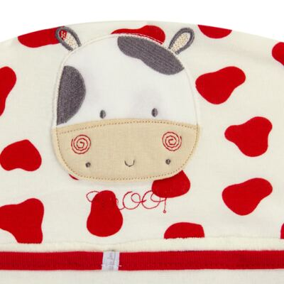 Imagem 3 do produto Toalha Max com capuz para bebe Vaquinha - Classic for Baby