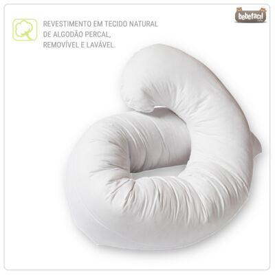 Imagem 3 do produto Travesseiro de corpo Multiuso Minhocão - Fibrasca