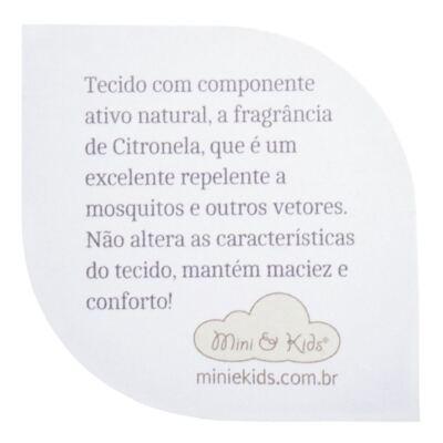Imagem 5 do produto Kit c/ Touca, Luva e Sapatinho em suedine Baby Protect Azul - Mini & Kids