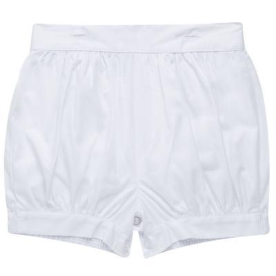 Imagem 5 do produto Camisa Colete & Gravata com Shorts em tricoline Branco - Sylvaz - SZ487 CONJUNTO CURTO BATIZADO C/ COLETE E GRAVATA-M