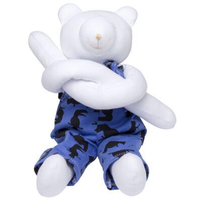 """Imagem 2 do produto Urso Segura Pijama """"Tucano""""  - Cara de Criança"""