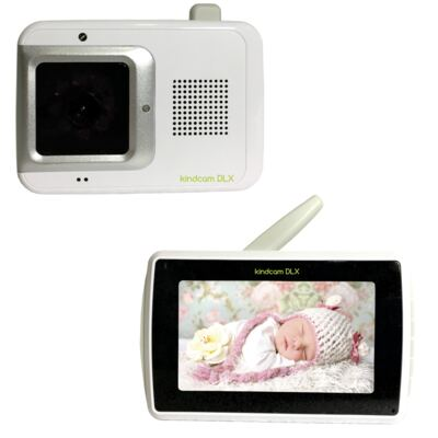 Imagem 1 do produto Babá Eletrônica Digital DLX - Kindcam