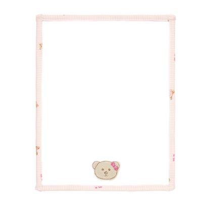 Imagem 2 do produto Kit com 3 fraldinhas de boca em malha Kedy Bear - Classic for Baby