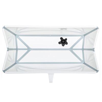 Imagem 3 do produto Banheira Stokke Dobrável Branca - FlexiBath