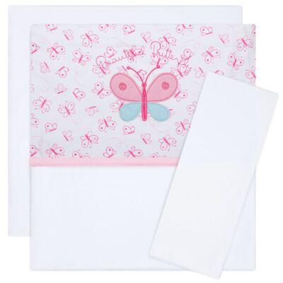 Imagem 1 do produto Jogo de lençol para berço em malha Babele - Classic for Baby