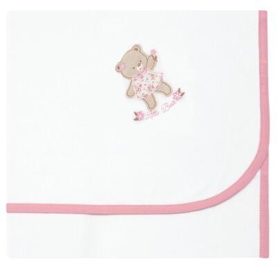 Imagem 1 do produto Manta forrada em malha Little Bear - Classic for Baby