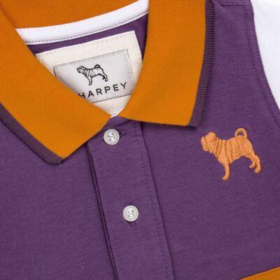 Imagem 3 do produto Camiseta Polo em piquet Racing - Charpey