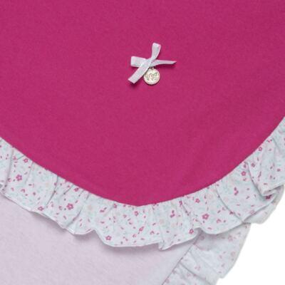Imagem 7 do produto Jogo Maternidade para bebe com Macacão e Manta em malha Little Cute - Vicky Lipe - 21381362 JG MATERNIDADE MACA-VESTIDO MALHA ELEFANTINHO-P