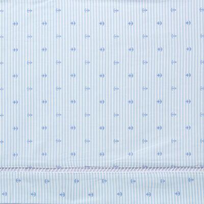 Imagem 2 do produto Jogo de lençol para berço em cambraia Sailor - Classic for Baby