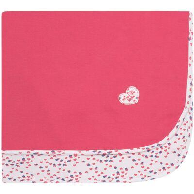 Imagem 1 do produto Manta em algodão egípcio c/ jato de cerâmica e filtro solar fps 50 Passion - Mini & Kids