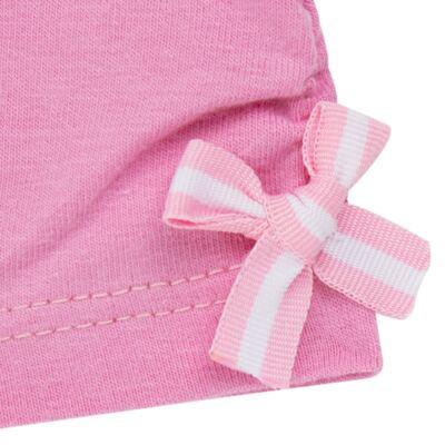Imagem 3 do produto Calça Legging em cotton Rosa - Missfloor