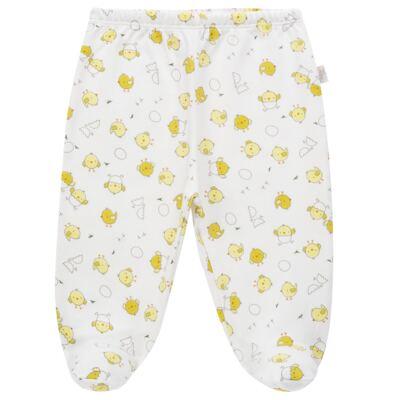 Imagem 4 do produto Pijama longo para bebe em suedine Piu Piu - Anjos Baby - AB1759006.004 PIJAMA BABY SUEDINE FEM PIU PIU T06-M