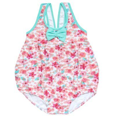 Imagem 1 do produto Maiô para bebe em lycra Zilá - Dedeka - DDK17404/E144 Maio Floral -1