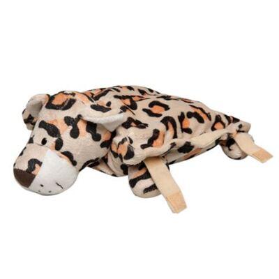 Imagem 1 do produto Travesseiro com Cobertor 3 em 1 (12m+) Leopardo - Animal Planet