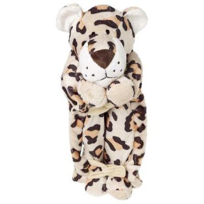 Imagem 3 do produto Travesseiro com Cobertor 3 em 1 (12m+) Leopardo - Animal Planet