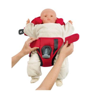 Imagem 5 do produto Canguru Welcom Excel Intense Red - Bébé Confort