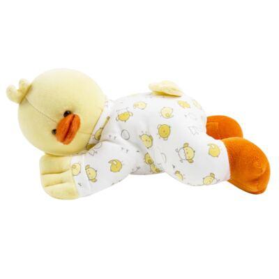 Imagem 7 do produto Kit: Bichinho Chocalho + Segura nenê para bebe Piu Piu - Anjos Baby