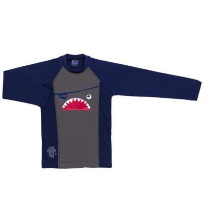 Imagem 2 do produto Conjunto de Banho Tuba: Camiseta surfista + Sunga - Cara de Criança - KIT 2 2571: SB2571+CSAL2571-3