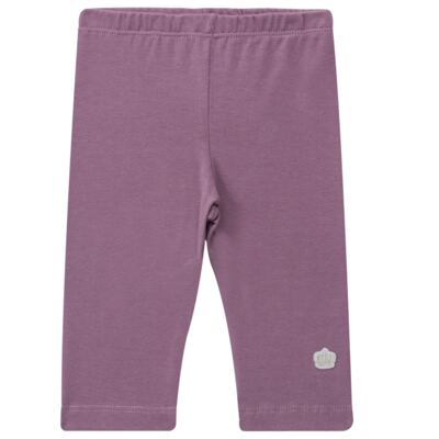 Legging para bebe em cotton Lilás - Baby Classic - 48020001.11 LEGGING AVULSA GRAPE-M