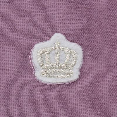 Imagem 2 do produto Legging para bebe em cotton Lilás - Baby Classic - 48020001.11 LEGGING AVULSA GRAPE-M