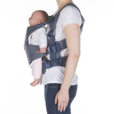 Imagem 5 do produto Canguru Easia Pure Denim - Bébé Confort