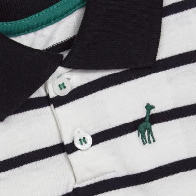 Imagem 2 do produto Camiseta Polo em malha Champions - Toffee - 65PM0001.321 CAMISETA POLO M/L - MALHA-2