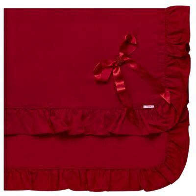 Imagem 2 do produto Saída Maternidade para bebe Amelie: Bolero + Body longo + Mijão + Manta - Roana