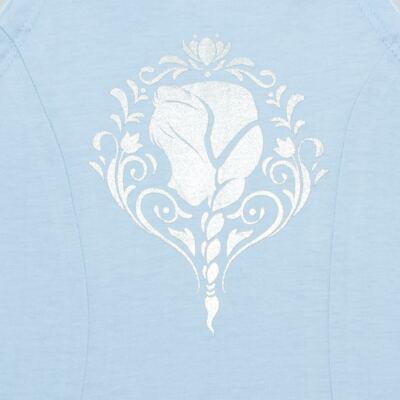 Imagem 3 do produto Camisola em malha Frozen Elsa - Disney by Fefa - 390.00.3014 CAMISOLA FROZEN UNICA -2