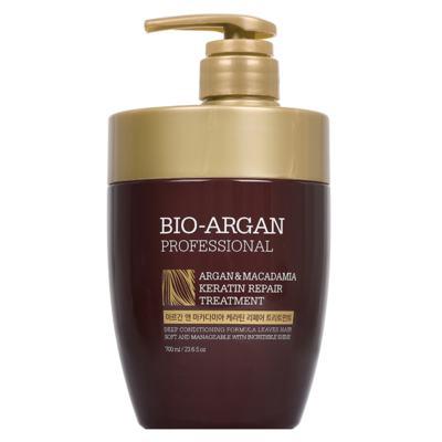 Elastine Bio Argan & Macadâmia - Condicionador - 700ml