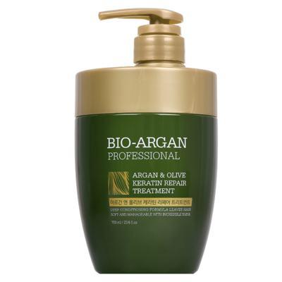 Elastine Bio Argan & Olive - Condicionador - 700ml