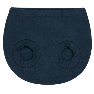 Imagem 3 do produto Pack Dalmatians Blue: 02 Cobre Fraldas em high comfort  - Vicky Lipe - 10220001.37 PACK 2 COBRE FRALDAS - SUEDINE-P