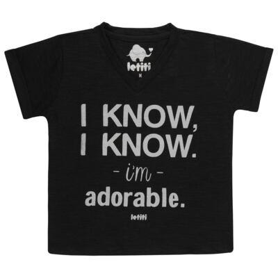 Imagem 2 do produto Camiseta c/ Calça saruel em lycra Tony - Letiti - LTT07 LK CONJUNTO OTAVIO -G