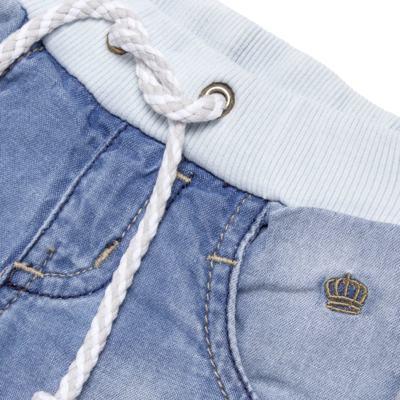 Imagem 2 do produto Calça jeans para bebe Azul - Baby Classic