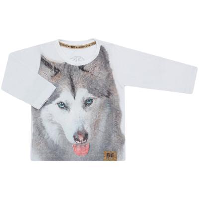 Imagem 1 do produto Camiseta longa em malha Husky - CDC Tshirt