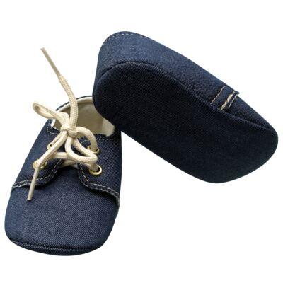 Imagem 2 do produto Mocassim para bebe Jeans - Roana - 16040010493 MOCASSIM JEANS-M
