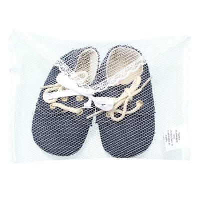 Imagem 3 do produto Mocassim para bebe Jeans - Roana - 16040010493 MOCASSIM JEANS-M