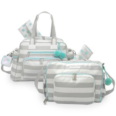 Imagem 1 do produto Bolsa para bebe Julie + Bolsa para bebe Everyday Candy Colors Menta - Masterbag